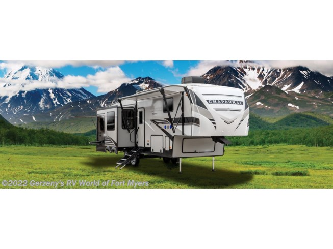 New 2021 Coachmen Chaparral available in Fort Myers, Florida