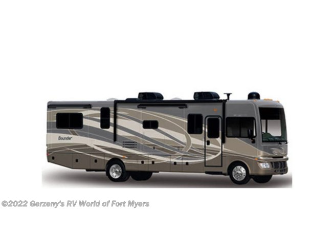 Used 2015 Fleetwood Bounder available in Fort Myers, Florida