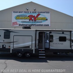 New 2018 Keystone Cougar XLite 33MLS For Sale by Delmarva RV Center in Seaford available in Seaford, Delaware
