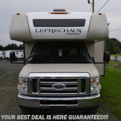 2019 Coachmen Leprechaun 311FS  - Class C New  in Milford DE For Sale by Delmarva RV Center call 800-843-0003 today for more info.