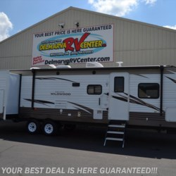 New 2018 Forest River Wildwood 31 KQBTS For Sale by Delmarva RV Center in Seaford available in Seaford, Delaware