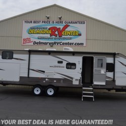 New 2018 Forest River Wildwood 30KQBSS For Sale by Delmarva RV Center in Seaford available in Seaford, Delaware