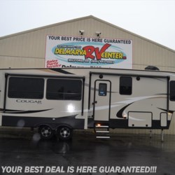 New 2019 Keystone Cougar 369BHS For Sale by Delmarva RV Center in Seaford available in Seaford, Delaware