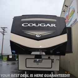 2019 Keystone Cougar 369BHS  - Fifth Wheel New  in Seaford DE For Sale by Delmarva RV Center in Seaford call 302-212-4392 today for more info.