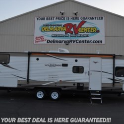 New 2018 Forest River Wildwood X-Lite 273QBXL For Sale by Delmarva RV Center in Seaford available in Seaford, Delaware