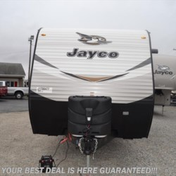 2018 Jayco Jay Flight 24RBS  - Travel Trailer New  in Smyrna DE For Sale by Delmarva RV Center in Smyrna call 302-212-4414 today for more info.