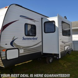 Delmarva RV Center in Smyrna 2014 Springdale Summerland 2100RB  Travel Trailer by Keystone | Smyrna, Delaware