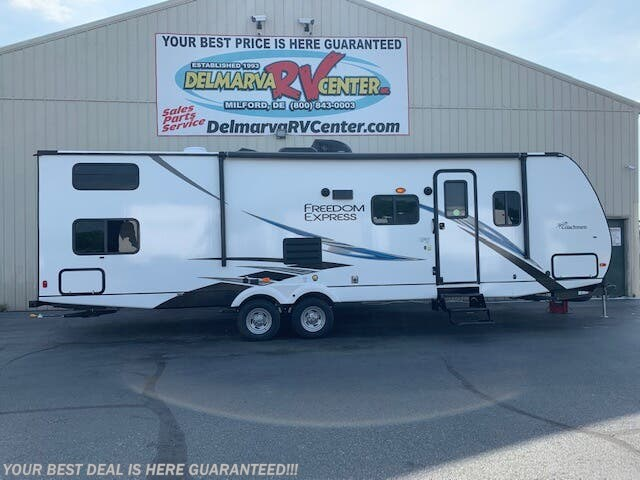 View all images for 2021 Coachmen Freedom Express 29SE