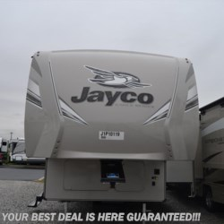 2018 Jayco Eagle HT 29.5FBDS  - Fifth Wheel New  in Smyrna DE For Sale by Delmarva RV Center in Smyrna call 302-212-4414 today for more info.