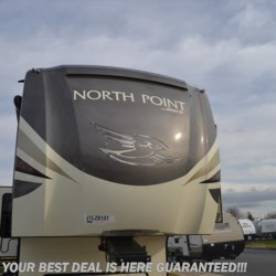 New 2018 Jayco North Point 387RDFS For Sale by Delmarva RV Center in Smyrna available in Smyrna, Delaware
