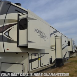 2018 Jayco North Point 387RDFS  - Fifth Wheel New  in Smyrna DE For Sale by Delmarva RV Center in Smyrna call 302-212-4414 today for more info.