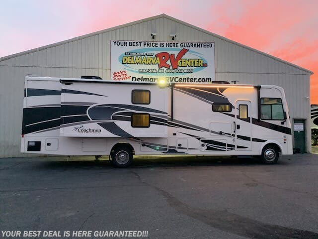 New 2020 Coachmen Mirada 35BH available in Smyrna, Delaware