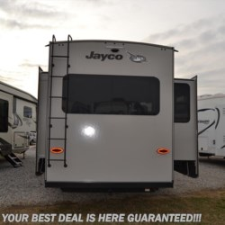 Delmarva RV Center in Smyrna 2019 Eagle 355MBQS  Fifth Wheel by Jayco | Smyrna, Delaware