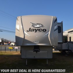 New 2018 Jayco Eagle 347BHOK For Sale by Delmarva RV Center in Smyrna available in Smyrna, Delaware