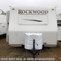 2008 Forest River Rockwood Ultra Lite 2603  - Travel Trailer Used  in Smyrna DE For Sale by Delmarva RV Center in Smyrna call 302-212-4414 today for more info.