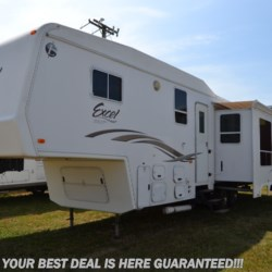 2004 Peterson Excel 35FLE  - Fifth Wheel Used  in Smyrna DE For Sale by Delmarva RV Center in Smyrna call 302-212-4414 today for more info.