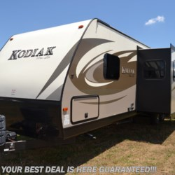 2016 Dutchmen Kodiak Ultra-Lite 300BHSL  - Travel Trailer Used  in Smyrna DE For Sale by Delmarva RV Center in Smyrna call 302-212-4414 today for more info.