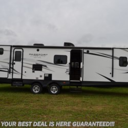 Used 2017 Keystone Passport Ultra Lite Grand Touring 3350BHWE For Sale by Delmarva RV Center in Smyrna available in Smyrna, Delaware