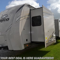 2019 Jayco Eagle 322RLOK  - Travel Trailer New  in Smyrna DE For Sale by Delmarva RV Center in Smyrna call 302-212-4414 today for more info.