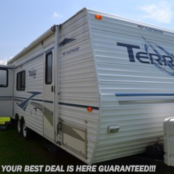 Used 2005 Fleetwood Terry 250RKS For Sale by Delmarva RV Center in Smyrna available in Smyrna, Delaware