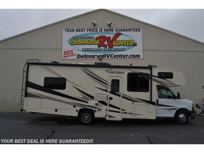 New 2021 Coachmen Freelander  27QB available in Smyrna, Delaware