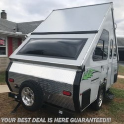 2016 Aliner Classic Base  - Expandable Trailer Used  in Smyrna DE For Sale by Delmarva RV Center in Smyrna call 302-212-4414 today for more info.