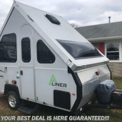 Used 2016 Aliner Classic Base For Sale by Delmarva RV Center in Smyrna available in Smyrna, Delaware