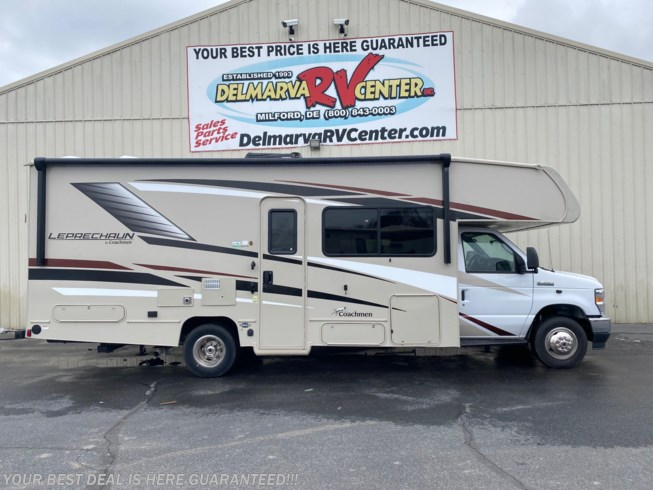 View all images for 2021 Coachmen Leprechaun 260DS