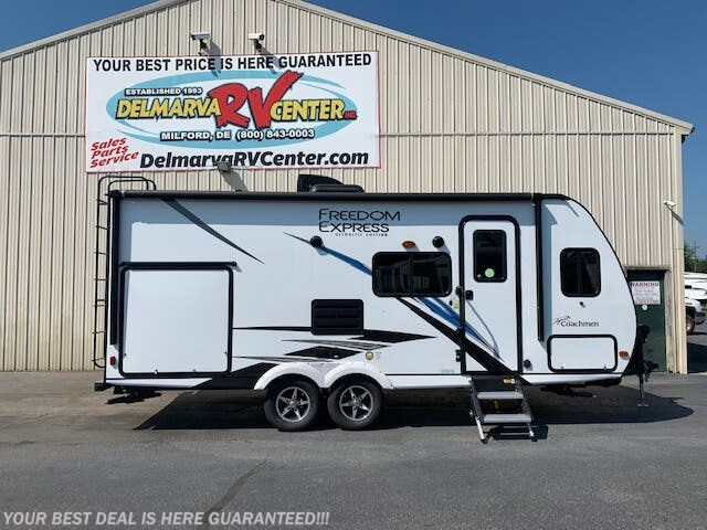New 2021 Coachmen Freedom Express 195RBS available in Smyrna, Delaware