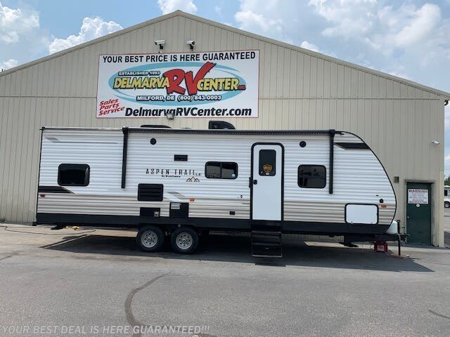 New 2020 Dutchmen Aspen Trail 26BH available in Smyrna, Delaware