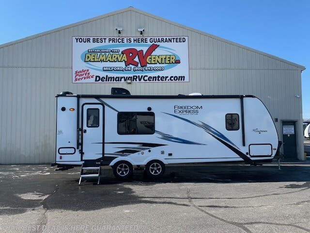 View all images for 2021 Coachmen Freedom Express Ultra Lite 246RKS