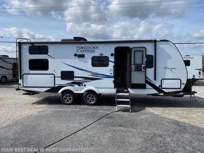 View all images for 2021 Coachmen Freedom Express LTZ 257BHS