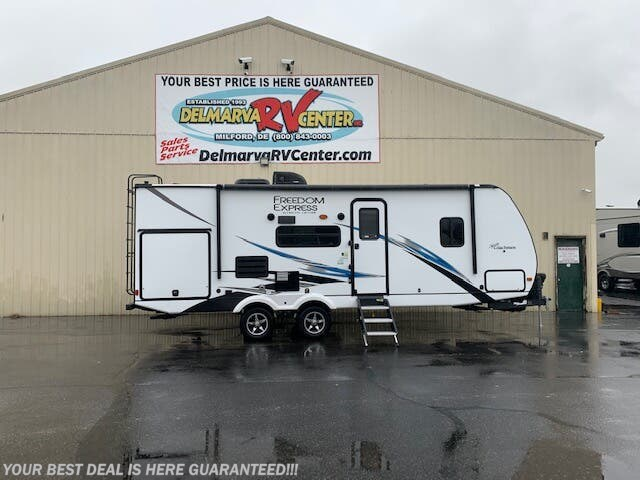 New 2021 Coachmen Freedom Express LTZ 248RBS available in Smyrna, Delaware