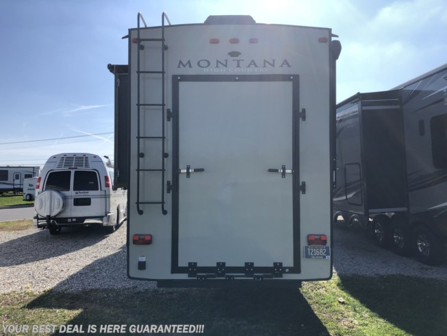 Used 2018 Keystone Montana High Country 381TH available in Smyrna, Delaware