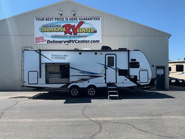 View all images for 2021 Coachmen Freedom Express LTZ 259FKDS