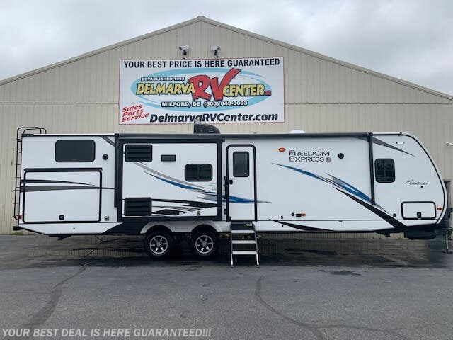 View all images for 2021 Coachmen Freedom Express Liberty Edition 320BHDS