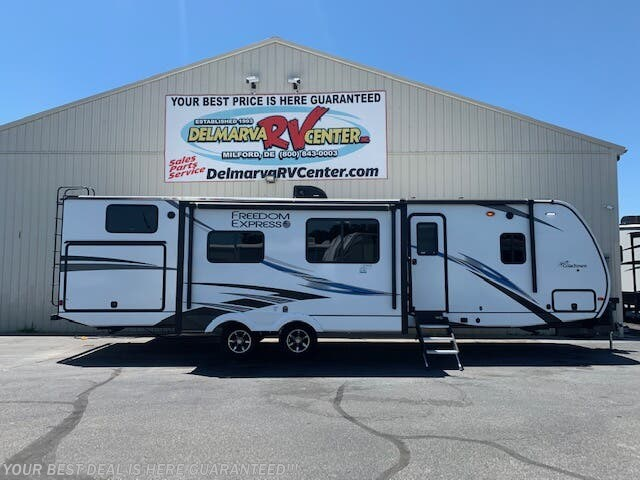 View all images for 2021 Coachmen Freedom Express Liberty Edition 326BHDSLE