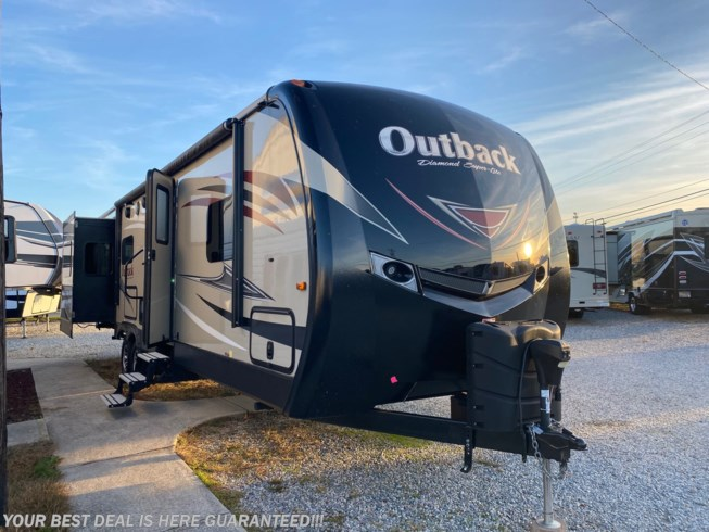 View all images for 2017 Keystone Outback 298RE