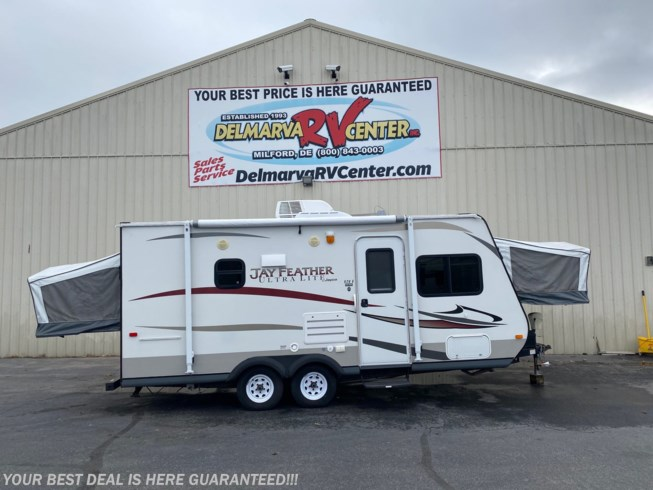 2013 Jayco Jay Feather Ultra Lite X20E