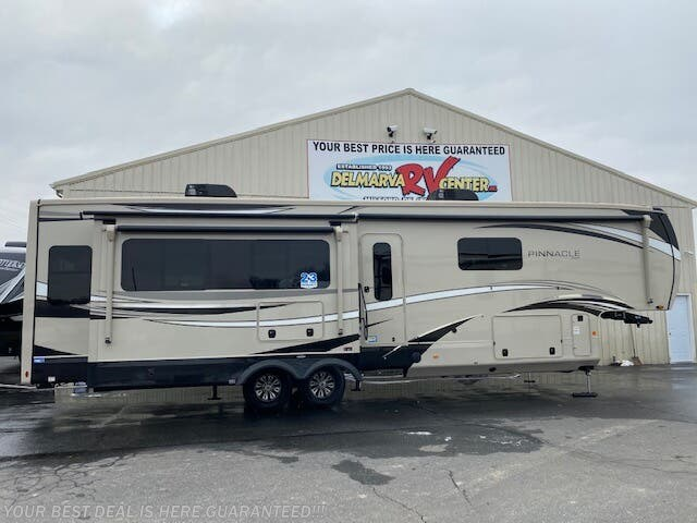 View all images for 2021 Jayco Pinnacle 36FBTS