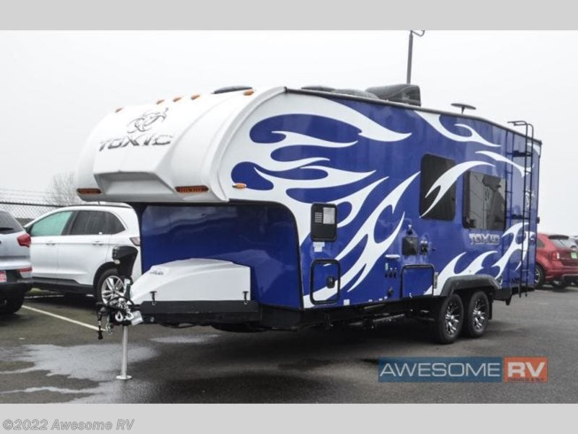 2016 Miscellaneous Rv Omega Toxic Ns1900 For Sale In