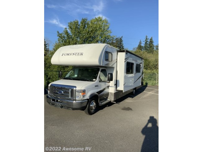 2017 Forest River Forester Ford Chassis 3011DS - Used Class C For Sale by Awesome RV in Chehalis, Washington