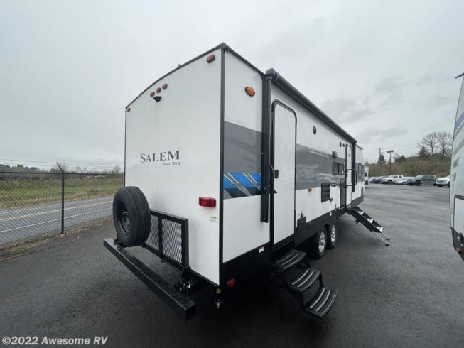 2021 Forest River 26DBUD - New Travel Trailer For Sale by Awesome RV in Chehalis, Washington