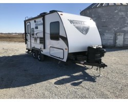 #B037689 - 2018 Winnebago Micro Minnie 1808FBS
