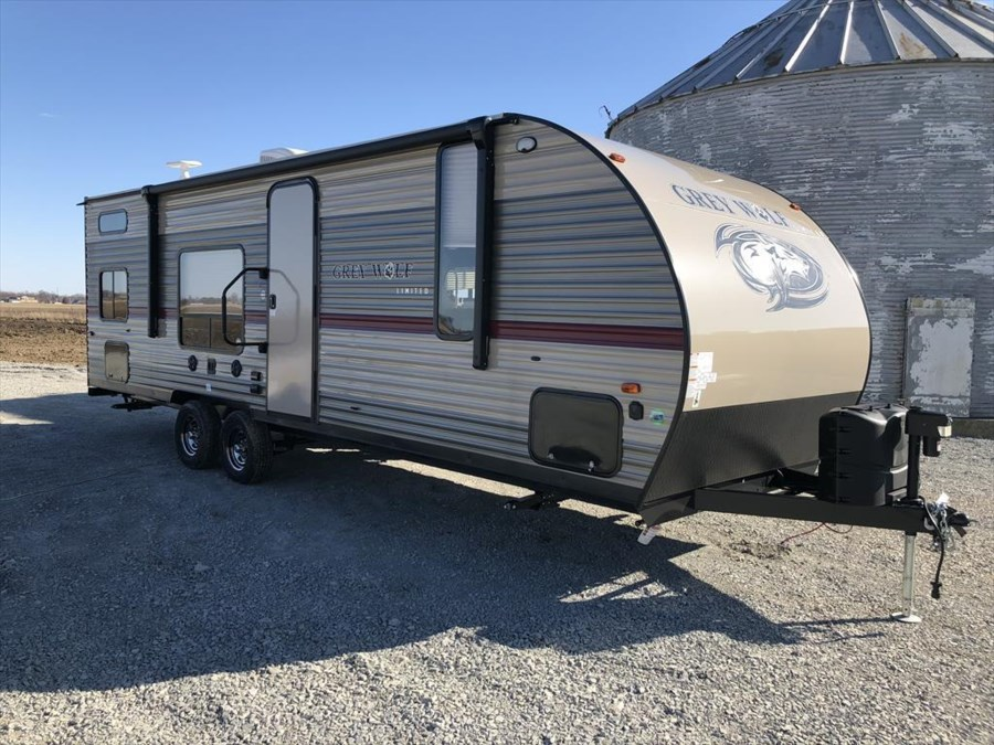 2018 Forest River Cherokee Grey Wolf 26DJSE