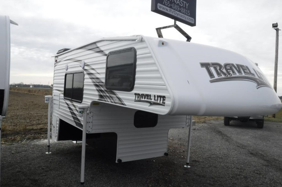 2018 Travel Lite Extended Stay 840SBRX