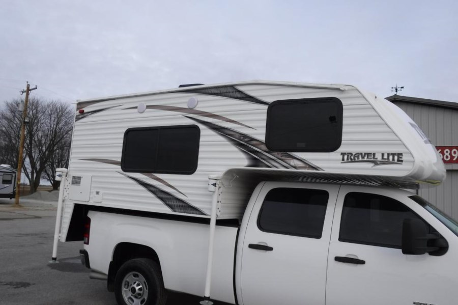 2018 Travel Lite Extended Stay 890RX