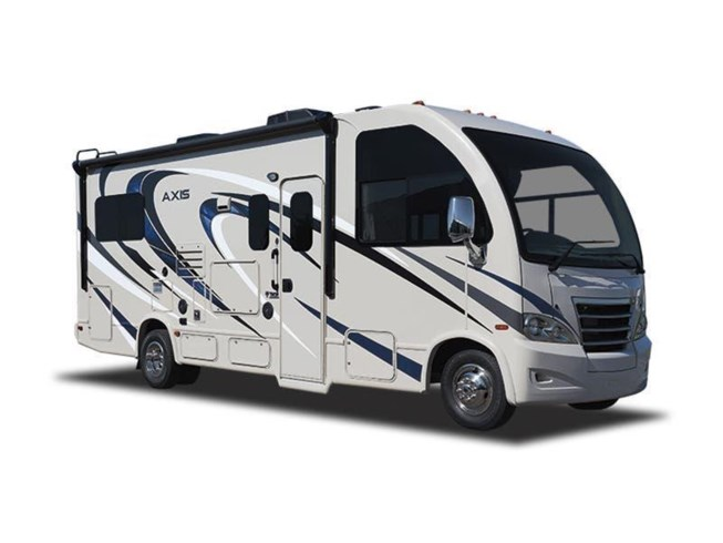 Stock Image for 2017 Thor Motor Coach Axis 25.2 (options and colors may vary)