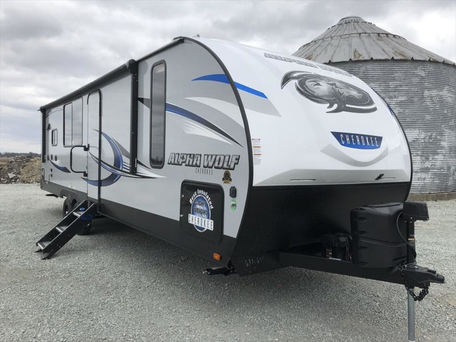 2019 Forest River Cherokee Alpha Wolf 27RK-L