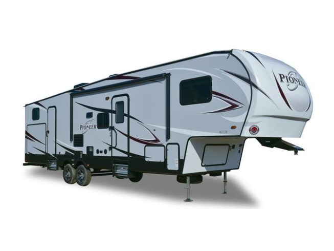 Stock Image for 2018 Heartland RV Pioneer PI 322 (options and colors may vary)